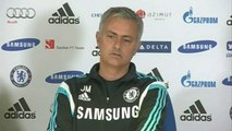 "Chelsea boss Mourinho: Cech not ""totally happy"""