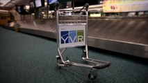 Vancouver Airport's Luggage Cart Promo Hilariously Parodies Sports Car Ads