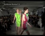 """""""Peter Pilotto"""" Spring Summer 2010 London 2 of 2 pret a porter women by Fashion Channel"""