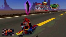 Crash Bandicoot 3 : Warped - Niveau 8 : Hog Ride
