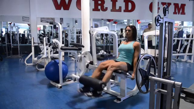 Workouts for the Quadriceps _ Workout Tips