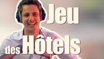 Fou rire dans le jeu des hôtels avec le mec incompréhensible !!