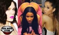 'BANG BANG' MTV VMAs 2014: NICKI MINAJ, ARIANA GRANDE & JESSIE J Sexy Sneak Peek