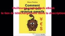Telecharger Comment gagner des revenus passifs PDF – Ebook Gratuitement
