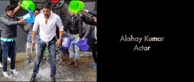 ALS Ice Water Bucket Challenge Bollywood Celebrities take the ALS Ice Bucket Water Challenge Full HD Dailylivetv