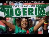 live football fifa 2014 nigeria vs germany