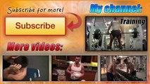 Bodybuilding Push Training - Natural Bodybuilding Workout