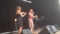 Trio Corinne Renaud bourrée Gennetines