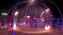 Burning Man festival en mode Time Lapse!