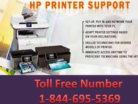 Contact Hp Tech Support-1-844-695-5369-Number for Technical Support