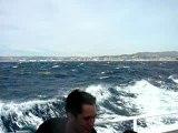 Croisière vers les îles du Frioul