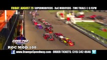 2014 Jim Shampine Memorial Part 8 - Oswego Speedway - MAVTV - SPEED SPORT - Racing - Super Modifieds