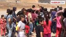 Cizre'deki Ezidi Çocuklara Psikolojik Destek