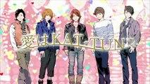 [CM] KAT-TUN entag! anime