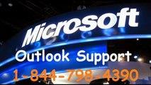 Outlook Customer Support 1-844-798-4390 Outlook Customer Service