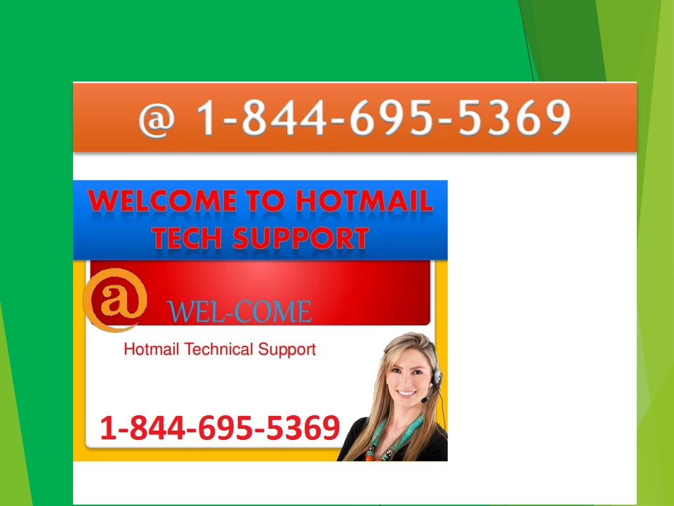 1-844-695-5369| Hotmail Tech Support Number for Hotmail technical Support