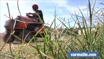 Les tracteurs-tondeuses font la course à Bagnols-en-forêt
