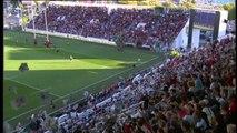 Toulon-La Rochelle: Essai Matt Giteau (TLN) - J2 - Saison 2014/2015