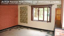 A vendre - Ferme - PERONNES-LEZ-ANTOING (7640)