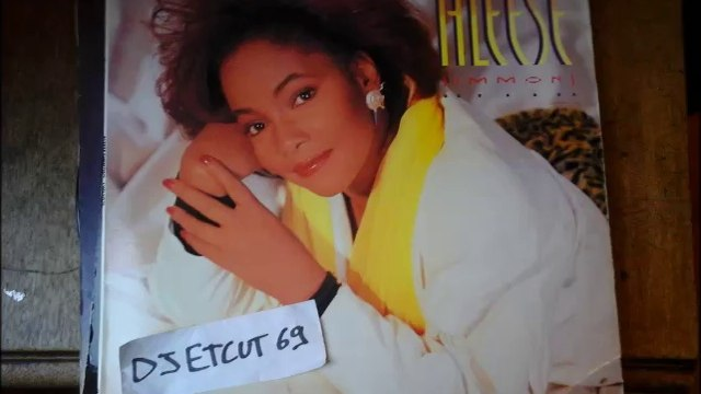 ALEESE SIMMONS -I WANT TO BE YOUR LOVER(RIP ETCUT)ORPHEUS REC 88