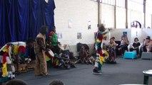 57 Festival de Confolens. Ensemble Facia de Bobo Dioulasso. BURKINA FASO.