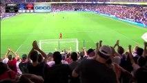 Thierry Henry 2 buts et 1 passe décisive !