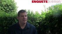 Jonathan Sturel présente son livre La contre-histoire de Michel Onfray