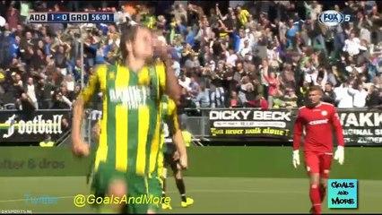Гол Томас Кристенсен · Ден Хааг (Гаага) - Гронинген (Гронинген) - 1:0