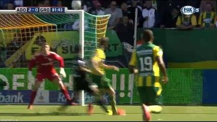 Гол Михил Крамер · Ден Хааг (Гаага) - Гронинген (Гронинген) - 2:0