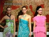 """Raffaella Curiel"" Spring Summer 2010 Haute Couture Rome 8 of 8 by Fashion Channel"