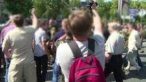 Ucrânia: soldados capturados são obrigados a desfilar