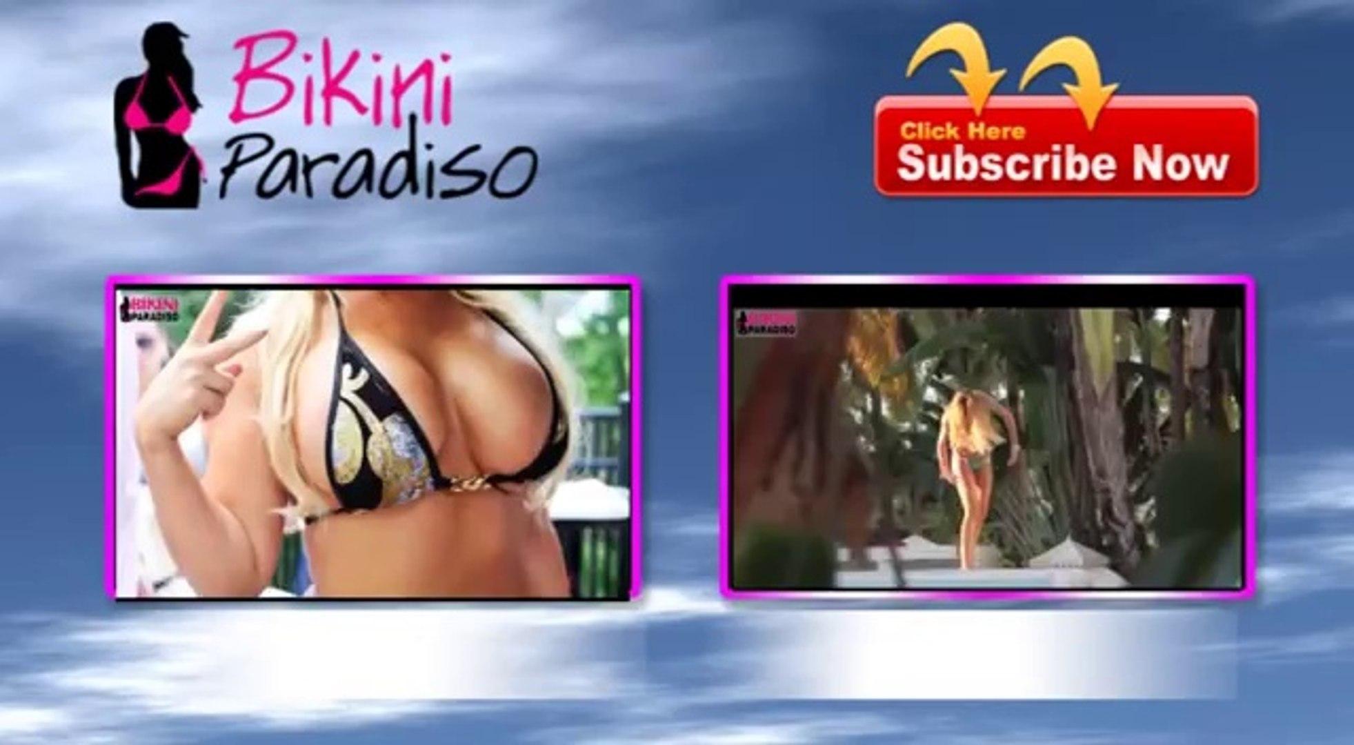 Claudia Galanti Making Out in a Bikini bikini paradiso FULL HD