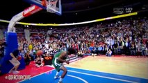All Dunks Of 2012 NCAA College Slam Dunk Contest - AMAZING DUNKS!
