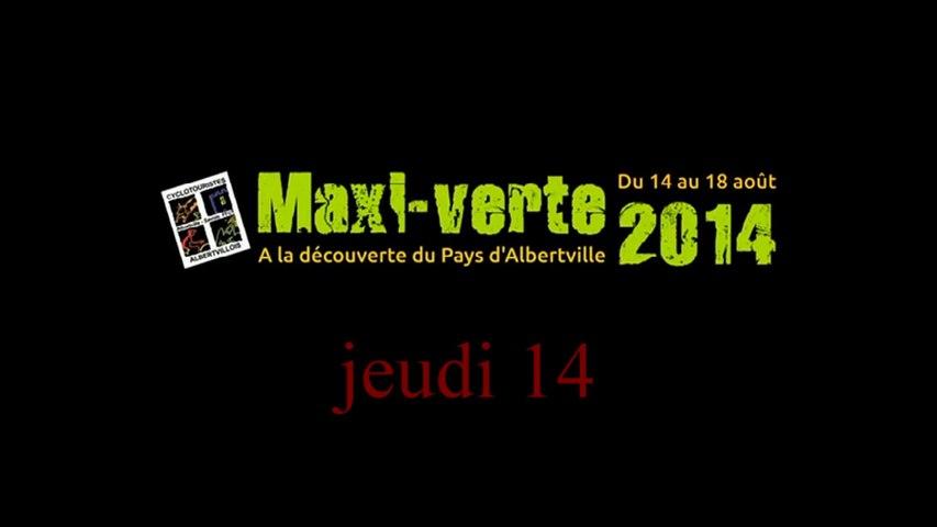 MAXIVERTE - 2014 - JOUR 1