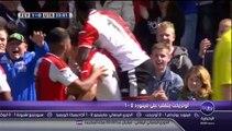 EREDIVISIE: Feyenoord v Utrecht - 24th Aug 2014 all goals