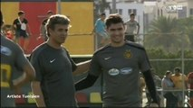 Studio d'avant match CL 2014 Espérance Sportive de Tunis vs Al Ahly Benghazi 24-08-2014