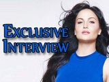 Elli Avram EXCLUSIVE Interview At Lakme Fashion Week 2014