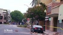 Un fort séisme secoue la Napa Valley, en Californie