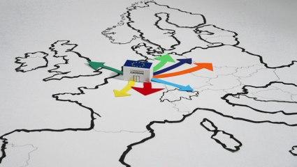 La commission européenne - Les Clés de la République