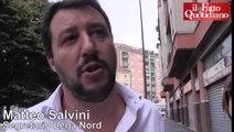 """Lega contro Lega, Salvini: """"Bossi, stai sereno. Ma non 'alla Renzi'"""" - Il Fatto Quotidiano"""