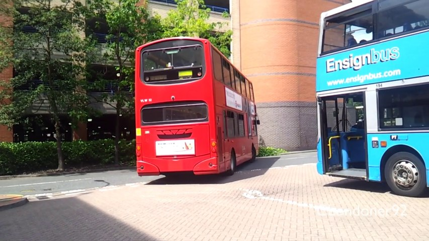 Buses at Lakeside Bus Station 16th July 2014