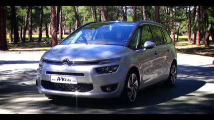 Citroën Grand C4 Picasso 2-0 BlueHDI 150 cv
