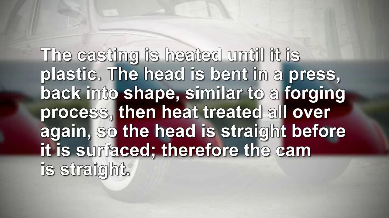 VW Head Repair   PartsPlaceInc.com