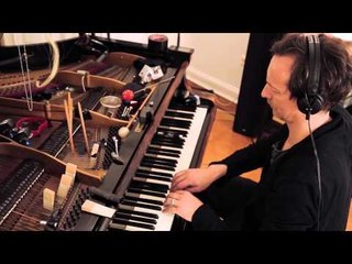 Hauschka: Redefining the Parameters of a Piano - BOILER ROOM