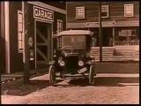 Roscoe Fatty Arbuckle & Buster Keaton: THE GARAGE (1920) 1/3