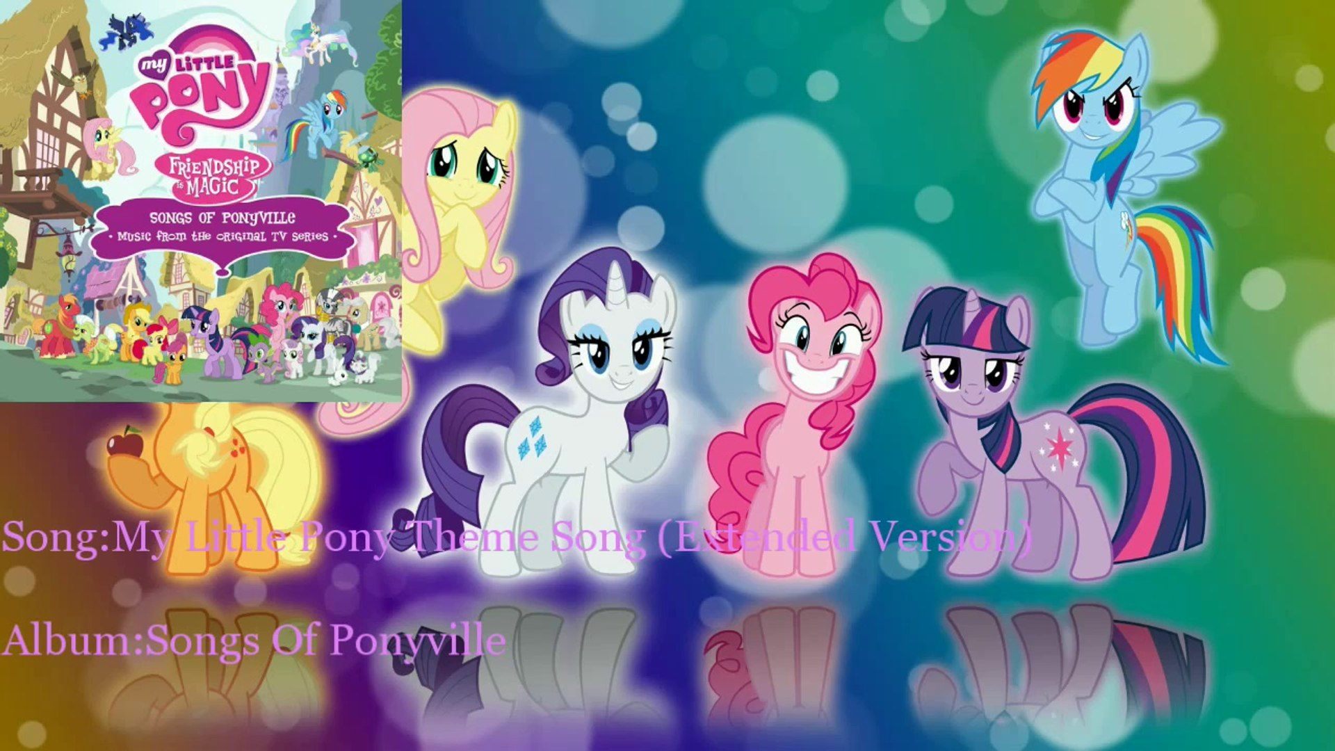 my little pony songs free download