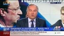 BFM Story: La démission du gouvernement Valls marque-t-elle une nouvelle crise politique ou une clarification d'une nouvelle ligne politique ? - 25/08