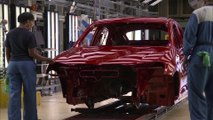 BMW X4 Production in South Carolina - Paint Shop