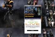 Batman Arkham Origins Deathstroke DLC Keys Unlock Tutorial - Xbox 360 - PS3 - PS4