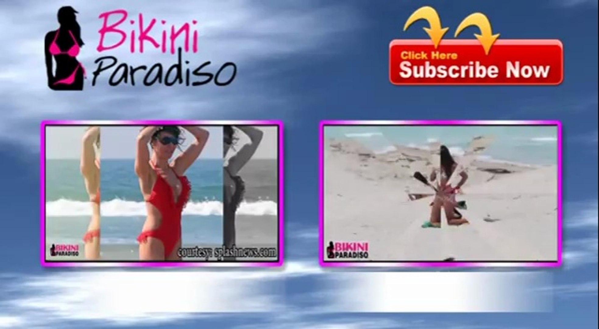 Sexy Tamara Ecclestone in a Skimpy Bikini bikini paradiso1 FULL HD